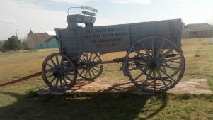 Really Old Wagon