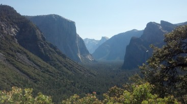 Valley View Yosemite