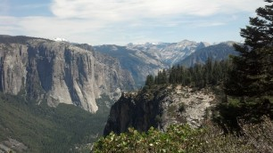 Amazing View of Yosemite