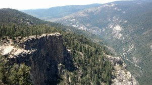 Yosemite Rock View