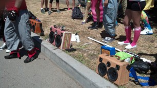 The Boom Boxes