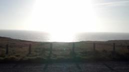 View of Glass Beach