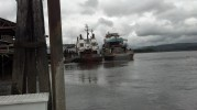 Two Boats, Coos Bay