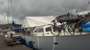 Boat with Bikes, Coos Bay