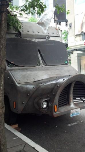 Bad Pig Food Truck