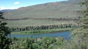 Oregon Trail Crossing