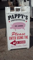 Pappy's Sign