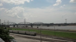The Mississippi - St. Louis