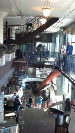 City Museum Stairs